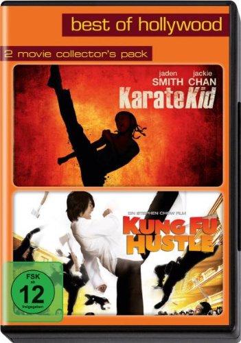 Best of Hollywood - 2 Movie Collector's Pack: Karate Kid / Kung Fu Hustle [2 DVDs] (Kid Karate Film Jaden Smith)