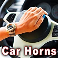 Double Horn Blast from a Ford Mustang - Ford Mustang Horn