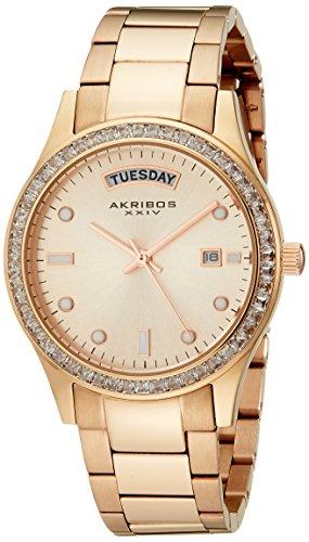 Akribos AK691RG - Reloj para mujeres