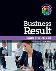 Business Result Starter : Student's Book Pack (1DVD)