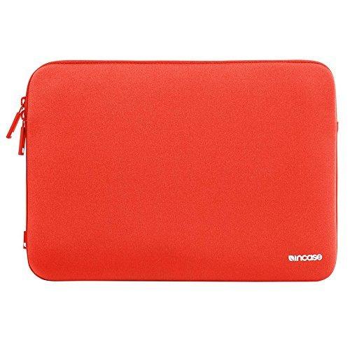Incase inmb10073-lva Schutzhülle für MacBook Pro 15Rot (Mikrofaser Gesteppt Rucksack)