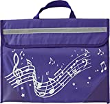 Musicwear: Wavy Stave Music Bag