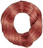 s.Oliver Mädchen Schal 73.610.91.2700, Rot (red Knit 35X5), One Size (Herstellergröße: 1)