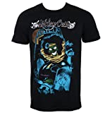Rocks-off Herren T-Shirt Metal Mötley Crüe - Feelgood Graveyard MOTTEE28MG XL