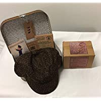 Victorian//Edwardian//Mary Poppins//Shows LEARY-CHIMNEY SWEEP SOFT CAP-NECKTIE SET