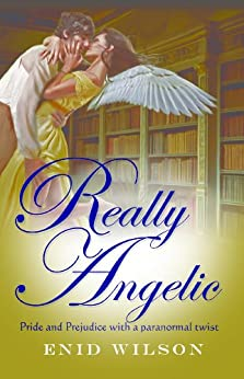 Really Angelic (English Edition) par [Wilson, Enid]
