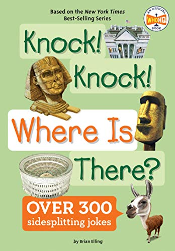 Knock! Knock! Where Is There? (Where Is?) (English Edition)