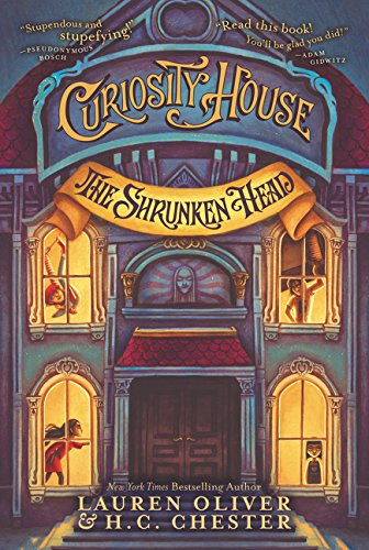 Curiosity House: The Shrunken Head
