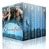 The Alpha's Downfall: The Complete Stonewall Pack Alpha Boxed Set (The Stonewall Pack Alpha Series) (English Edition)