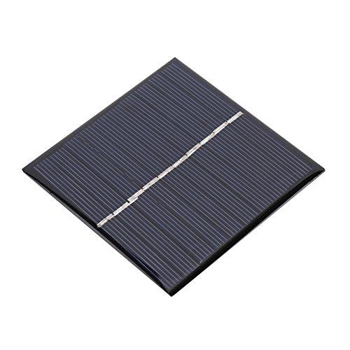 5 V 0,8 Watt DIY Solar Panel Verstärkte Wasserdichte Polykristalline Solar Panel Hohe Effizienz Tragbare Solar Panel Modul System Spielzeug für Batterie Handy Ladegerät