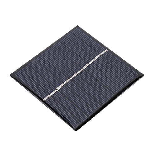 Fdit Mini-DIY-Solarmodul, Heimdeko, für Handys, Ladegerät, BO 2/4/5 V
