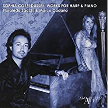 Dussek:Works for Harp & Piano [Import USA]