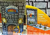 Activision Nintendo Wii Skylander Giants Castle Display Case (Free Elusive Rare Wham Shell with Purchase)