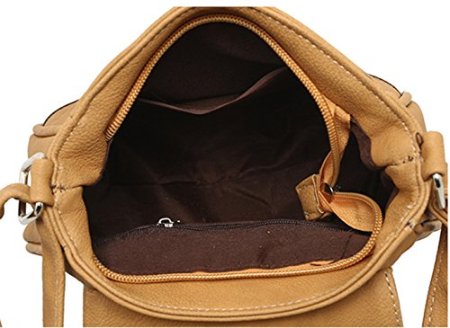 Keshi Cool Damen Handtaschen, Hobo-Bags, Schultertaschen, Beutel, Beuteltaschen, Trend-Bags, Velours, Veloursleder, Wildleder, Tasche Grün