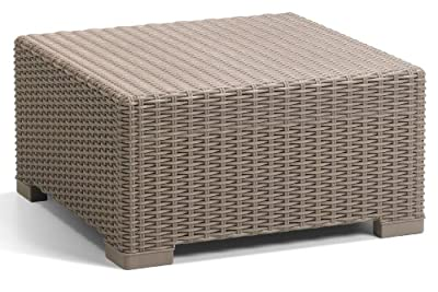 Allibert by Keter California Rattan Sofa Outdoor Garden Furniture produced by Keter - quick delivery from UK.
