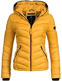 Marikoo Ladies' Between-Seasons Puffer Jacket Kuala 12 Colors XS-XXL