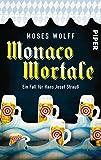 Monaco-Krimis: Monaco Mortale: Ein Fall für Hans Josef Strauß