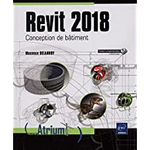 Revit 2018 - Conception de bâtiment