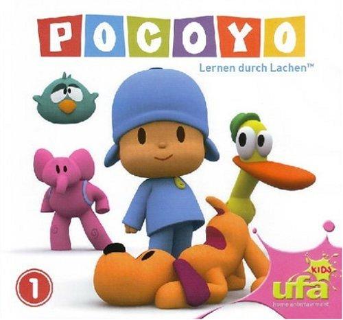 Pocoyo, DVD 01