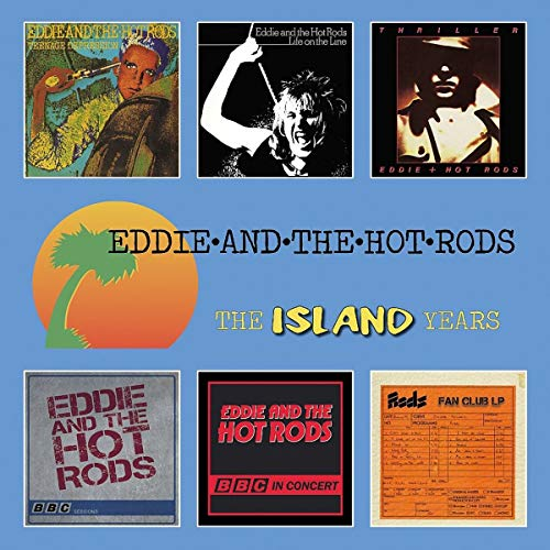 The Island Years (6cd Box) Kenner Line