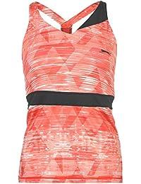 Slazenger Femmes Slam Tank Tennis Sport Robe Style Décontractée Été Sans Manche