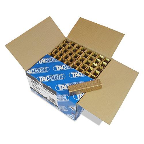 Tacwise 0387 Boîte de 10000 Agrafes à couronne large 32 mm Type 17