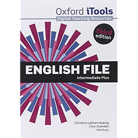 English File 3rd Édition Intermediate Plus: Itools DVD-ROM