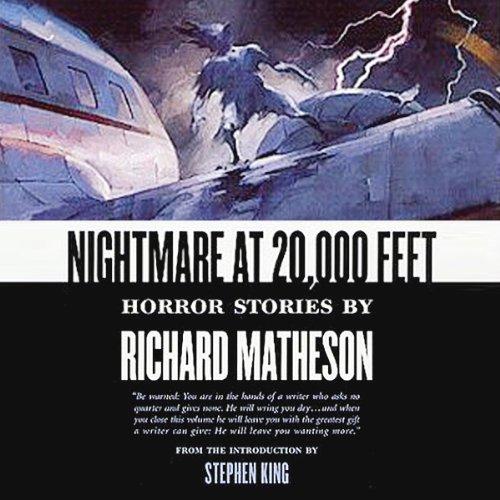 Nightmare at 20,000 Feet  Audiolibri