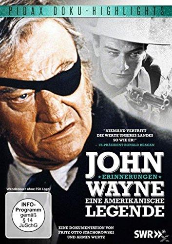John Wayne - Eine amerikanische Legende - Erinnerungen (Pidax Doku-Highlights)