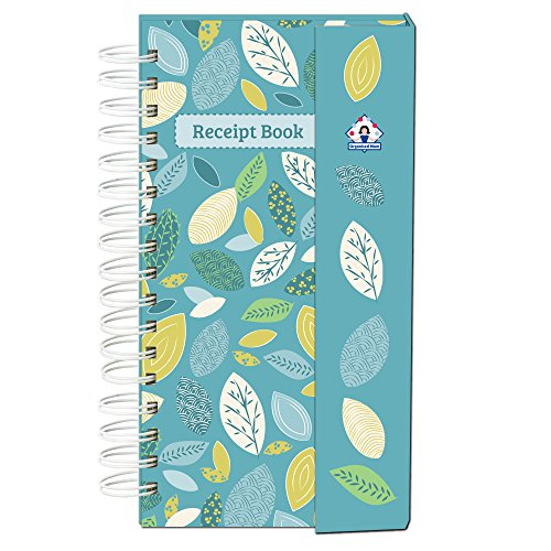organised-mum-receipt-book-organiser-an-attractive-receipt-storage-book-with-13-card-pockets-to-file