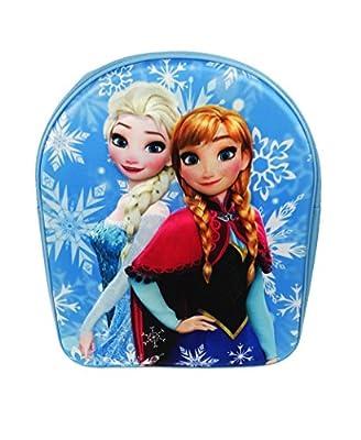 Disney Frozen Eva Backpack Mochila infantil, 32 cm, 6.5 liters, Azul (Pale Blue) por Disney Frozen