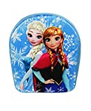 Disney Frozen Eva Backpack Mochila infantil, 32 cm, 6.5 liters, Azul...