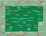 Ungarn, Autokarte 1:400 - 000, freytag & berndt Auto + Freizeitkarten - Freytag-Berndt und Artaria KG