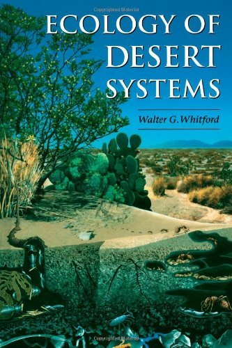 Ecology of Desert Systems by Walter G. Whitford (2002-04-18)