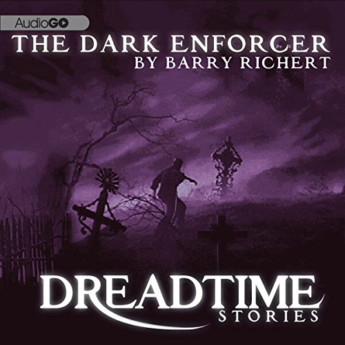 The Dark Enforcer  Audiolibri