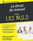 Le Droit du travail pour les Nuls, 3e édition...