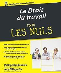 Le Droit du travail pour les Nuls, 3e édition