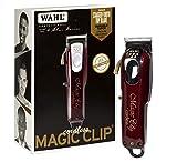 WAHL 43917814810 Haarschneidemaschine Magic Clip Cordless schwarz/Gold