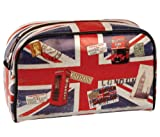 fmg ,  Herren Kulturtasche London Design