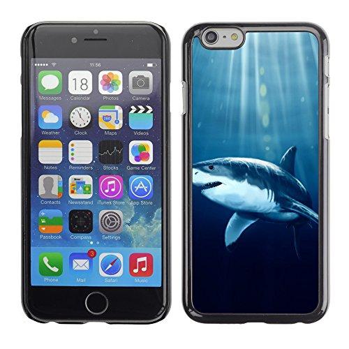 Graphic4You Hai Tier Design Harte Hülle Case Tasche Schutzhülle für Apple iPhone 6 / 6S Design #5