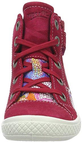 Superfit  Tensy, Sneakers Basses fille Pink (pink Kombi)