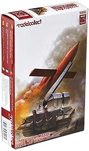 Modelcollect ua72073Maqueta de Alemania V1Missile Launcher W. E50Body