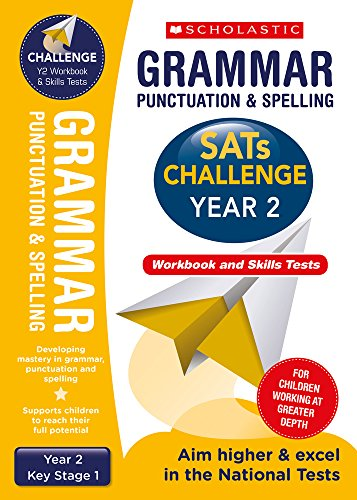 2020 SATs Challenge Pack: Year 2 Grammar, Punctuation & Spelling. For children working at greatepth