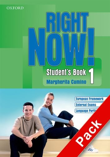 Right now! Language essentials. Student's book-Workbook-Portfolio. Con CD Audio. Per le Scuole superiori: 1