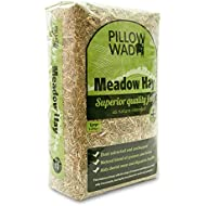 Pillow Wad Meadow Hay, Large, 2.25 Kg, Pack of 3