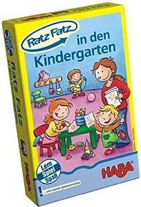 Haba 4605 - Juego Infantil sobre la guardería (en alemán)