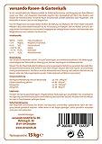 versando Gartenkalk u. Rasenkalk 30 Kg in 2 Beuteln mit Tragegriff (Kalk als ergänzender Dünger)