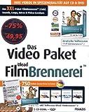 Produkt-Bild: Das Video Paket Ulead FilmBrennerei