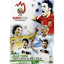 Coverbild: UEFA Euro 2008 - Alle Tore