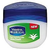Vaseline BlueSeal Aloe Fresh Light Hydrating Jelly 250 mL (imported)